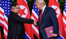 Истинските носители на наградата за мир са Тръмп и Ким