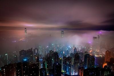 Кадър от Хонконг Снимка: Pixabay
