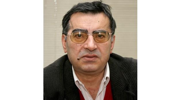 Живко Георгиев, социолог: Питаха  ме в ДАНС познавам ли Решетников
