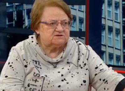 Проф. д-р Радка Аргирова Кадър: БНТ