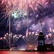 Внушителна церемония за 567 години от завладяването на Истанбул (Снимки)