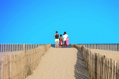 Времето ще бъде приятно за плаж през септември. СНИМКА: Пиксабей
