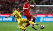 Бразилски любимец на цесекарите дебютира за Украйна срещу Роналдо