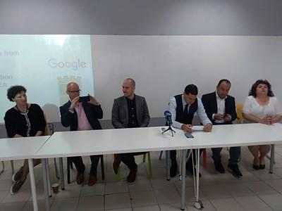 Първата конференция за училища в облака се провежда днес в Пловдив СНИМКА: Анелия Перчева