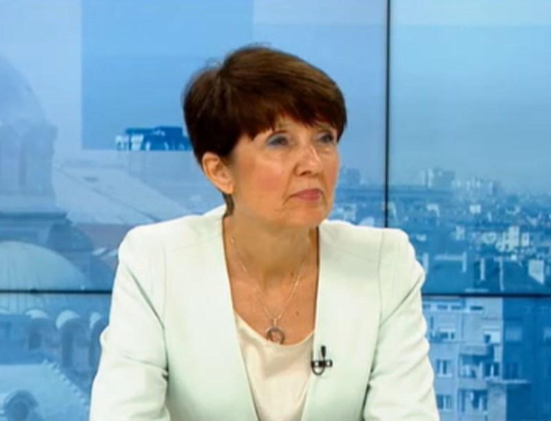 Д-р София Ангелова Кадър: Нова тв