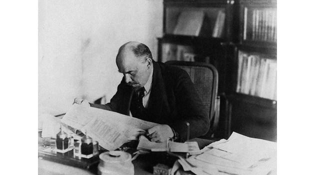 Тайната за болестта и смъртта на Ленин