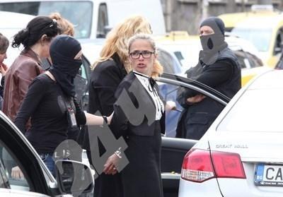 Арестът на Десислава Иванчева СНИМКА: Йордан Симеонов