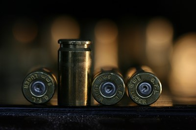 Боеприпаси са иззети при проверка на частен имот. СНИМКА: Pixabay