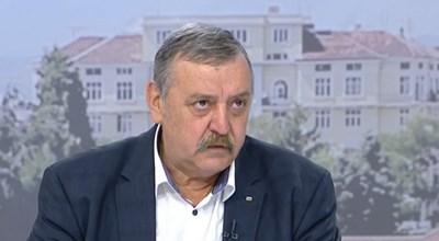 Проф. Тодор Кантарджиев КАДЪР: БНТ