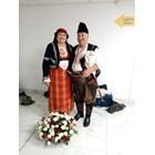 Музикалното семейство Кина и Костадин Илчеви от Смолян празнуваха златна сватба. СНИМКА: АВТОРЪТ