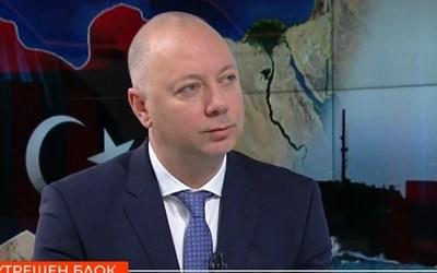 Росен Желязков Кадър: БНТ