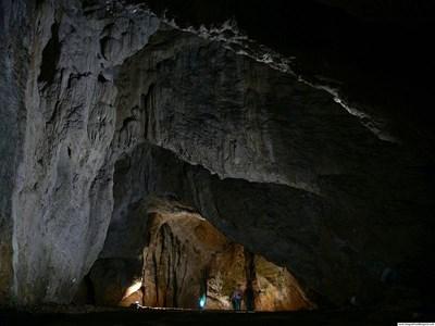 "Пещера ""Бачо Киро"". Снимка Уикипедия/imagesfrombulgaria.com"