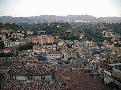 Козенца Снимка: Уикипедия
