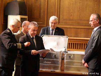Снимки министерство на отбраната
