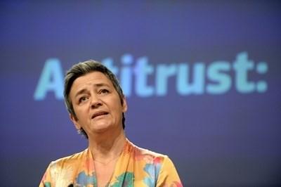 Маргрете Вестагер СНИМКА: Ройтерс