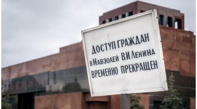 Конспирация: Вадят Ленин от мавзолея за парада на 9 май и започва война