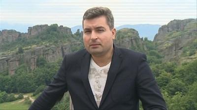 Журналистът Йордан Димитров