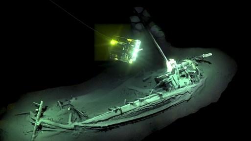 Откриха най-стария кораб в света с 1,5 тона медни кюлчета
