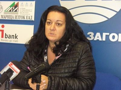 Няма нови жалби, постъпили в общинската избирателна комисия в Стара Загора, обяви нейният председател Теодора Крумова. СНИМКА: Ваньо Стоилов