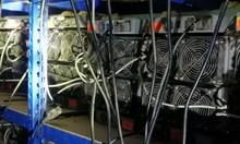 Неуспял доктор по азиатски езици е собственик на имота, от който ферма за криптовалути краде ток