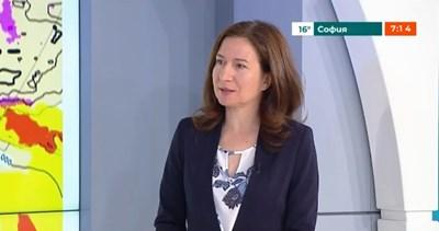 Анастасия Стойчева Кадър: БНТ