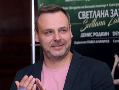 Софийската опера взема за главен диригент човек от Болшой театър 45-годишният Павел Клиничев е един от най-добрите балетни диригенти в света.
