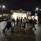 80-а вечер на протести в София: Дъжд и хладно време прогониха недоволните (Обновява се)