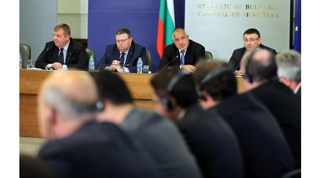 Бойко Борисов безпрецедентно  остър към САЩ и Европа (Обзор)