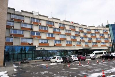"""Сергей Федотов е бил заснет на паркинга на хотел """"Орбита"""", където пък са били офисите на Емилиян Гебрев"""