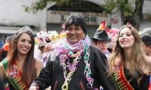 Ево Моралес - от кокаиновите полета до президентския стол на Боливия