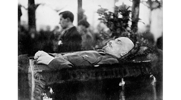 От какво е бил болен Ленин?