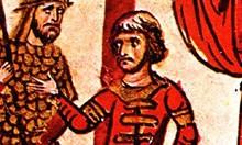 Хан Омуртаг умира внезапно при неясни обстоятелства. Той е единственият български владетел, който посочва къде да бъде погребан