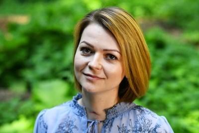 Юлия Скрипал  СНИМКА: Ройтерс