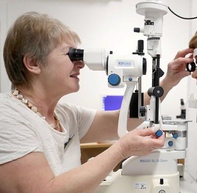 Очният лекар пръв открива 7 болести в други органи