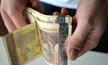 НСИ: Наетите на трудов договор са намалели с 4,5%, заплатите с 6.1% ръст