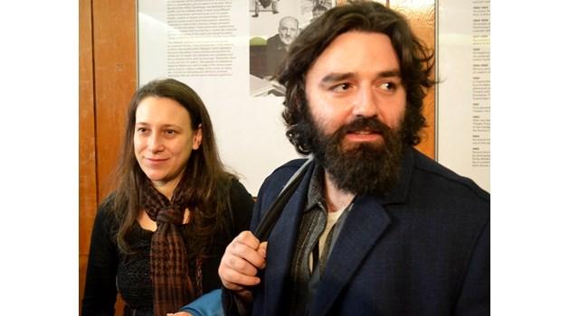 """Номинираните от България за """"Оскар"""" Кристина Грозева и Петър Вълчанов: Понякога забравяме, че сме двама. Ние сме режисьорът"""