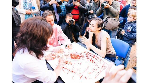 Няма по-кръвожадни и агресивни хора от българските вегани