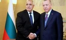 Борисов разговаря с Ердоган за мигрантите: Няма пряка заплаха за България