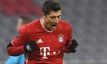 """""""Байерн"""" на 1/8-финал в Шампионската лига, Видал с 2 жълти картона за 8 секунди"""