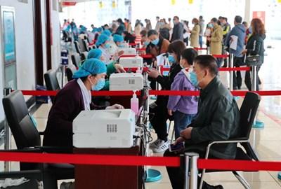 В провинция Хубей са поставени близо 10,7 млн. дози коронавирусна ваксина