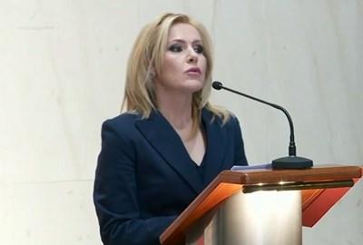 Говорителят на главния прокурор Сийка Милева.