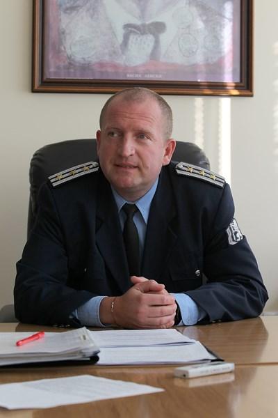 Комисар Звезделин Колев: С 6 акции в цялата страна ще намалим жертвите по пътищата през лятото