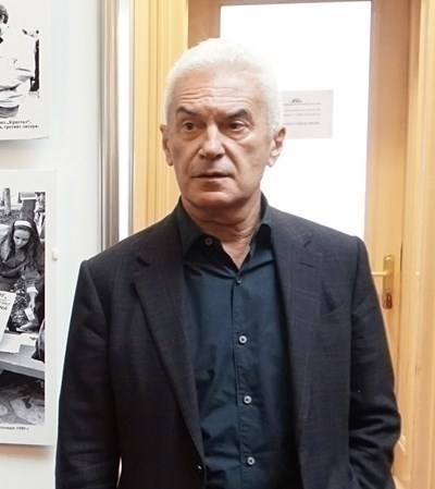 "Лидерът на ""Атака"" Волен Сидеров Снимка: Архив"