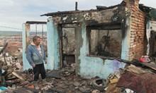Издъхна и майката, обгоряла при пожар в Средец, жертвите вече четири (Снимки)
