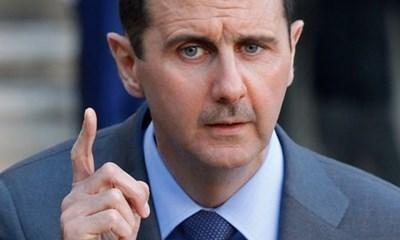 Башар Асад  СНИМКА: Ройтерс
