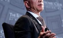 Джеф Безос: Амазон един ден ще се срине и ще банкрутира