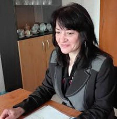 Прокурор Нина Борисова. Снимка Авторката