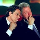 Тони Блеър и Бил Клинтън през 1997 г. СНИМКА: РОЙТЕРС