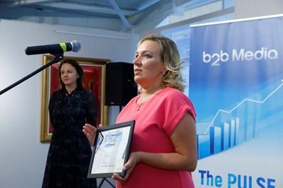 Поредна награда за bTV: Медийната група получи отличие за благотворителната си кампания #ПомогниОтВкъщи