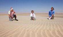 Виж царския внук Симеон Хасан в пустинята на сбогуване с Мароко